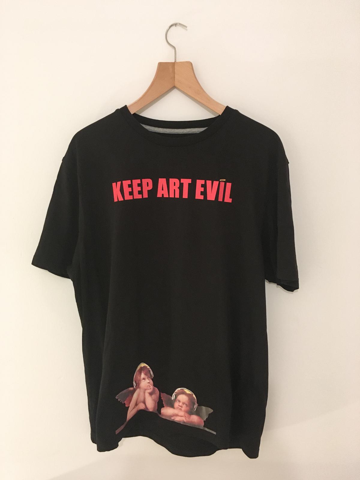 Keep Art Evil