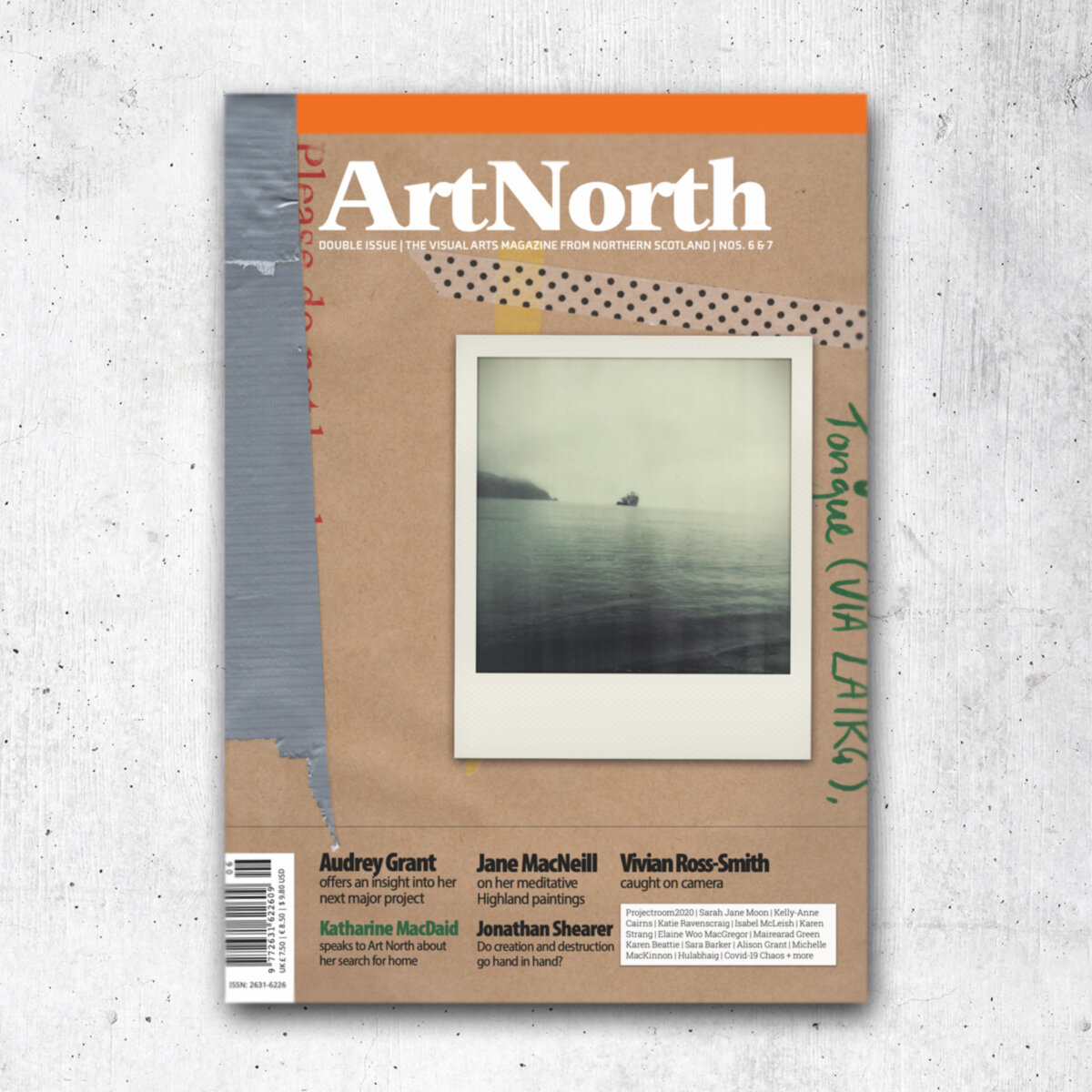 Hulabhaig featured in Art North